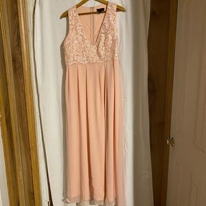 EUC- AX Paris Formal Dress Size 16